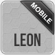 Leon Mobile Web Template - ThemeForest Item for Sale