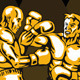 Boxer Boxing Knockout Punch Retro  - GraphicRiver Item for Sale