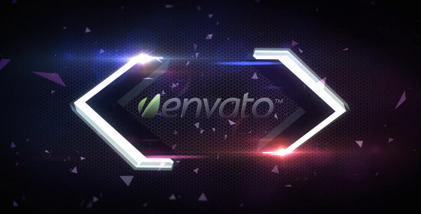 VideoHive 3D Arrow Reveal 3249451