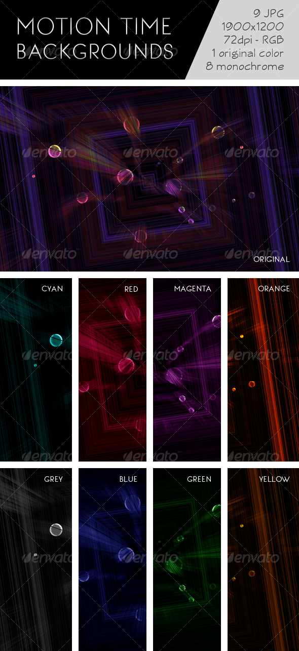 Motion Time Abstract Backgrounds - Backgrounds Graphics