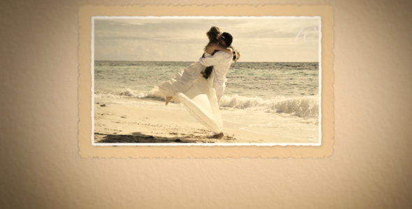 [VideoHive 114557] Wedding ScrapBook | After Effects Project