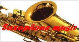 Saxophone Music