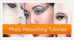 Great Photo Retouching Tutorials