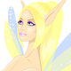Fairy and piece of cheese - GraphicRiver Item for Sale