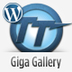 Giga Gallery Blog for Wordpress - ThemeForest Item for Sale