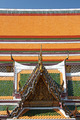 Thai temple roof - PhotoDune Item for Sale