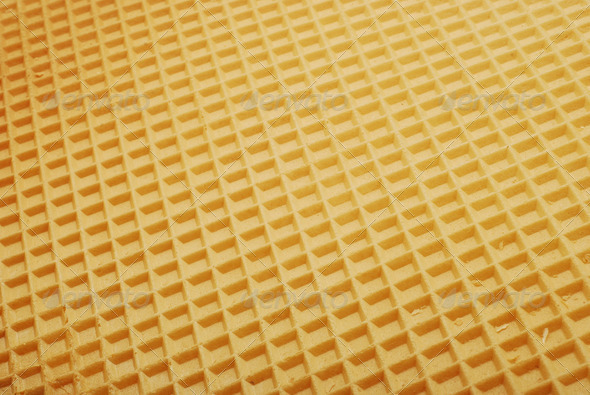 wafer texture - Stock Photo - Images