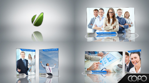 After Effects Project - VideoHive Corporate Presentation 3263041