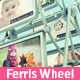 Ferris Wheel Photo Frame - VideoHive Item for Sale