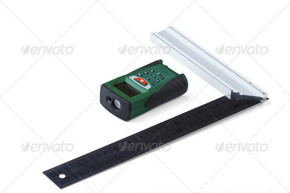 Measuring tools - Stock Photo - Images