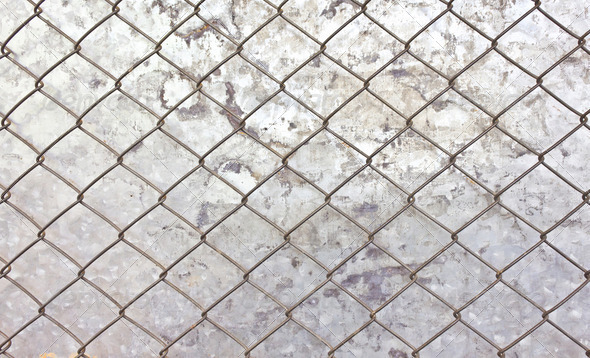 pattern of steel lattice - Stock Photo - Images