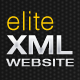 Elite Xml Website - ActiveDen Item for Sale