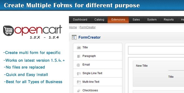 CodeCanyon Create Multiple Forms 3264649