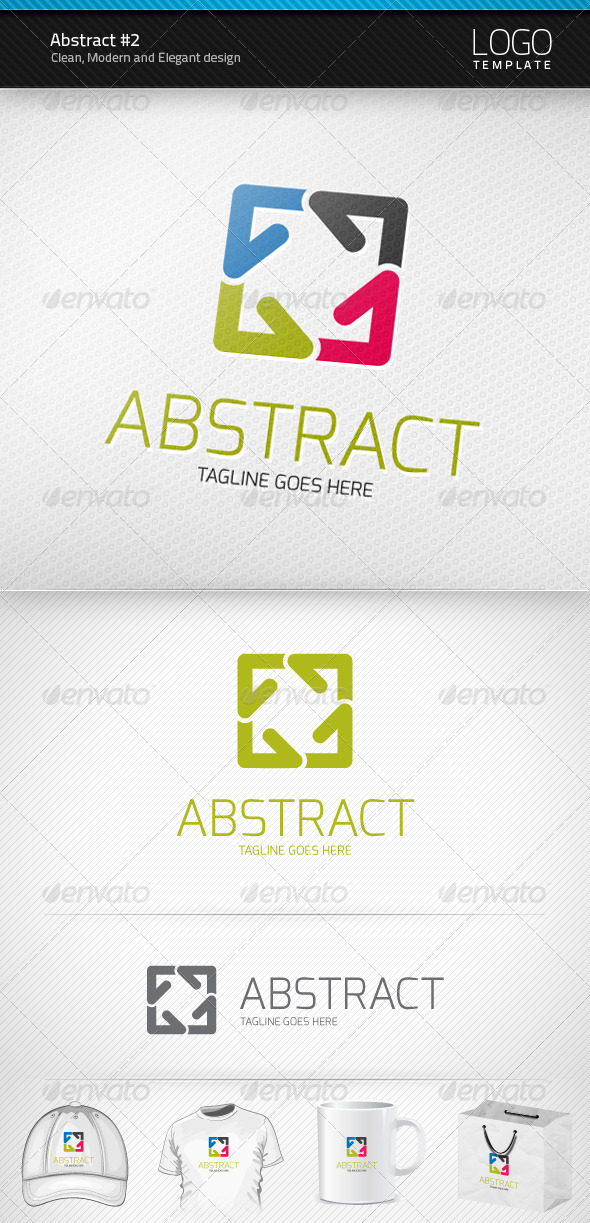 Abstract Logo #2 - Vector Abstract