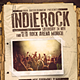 Indie Rock Festival Flyer - GraphicRiver Item for Sale