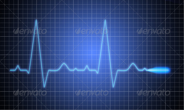 ekg - Stock Photo - Images