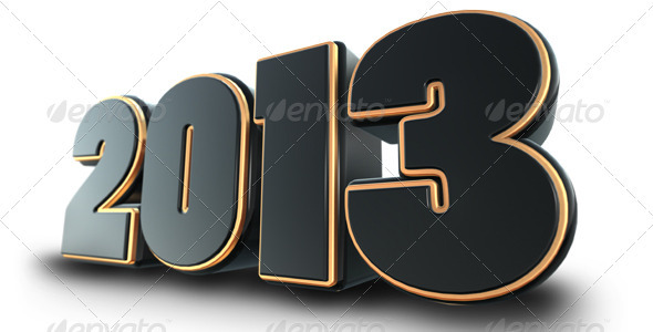 GraphicRiver 2013 3D Text Render 3267663