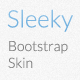 Sleeky - Bootstrap Skin - CodeCanyon Item for Sale