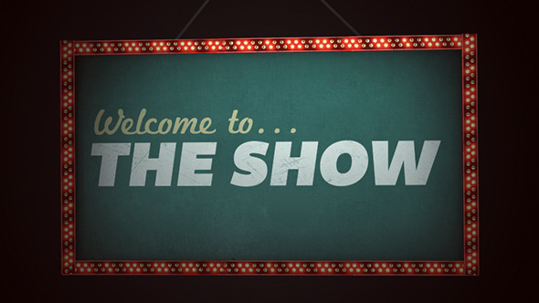After Effects Project - VideoHive Swinging Sign 3247822