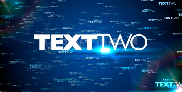 After Effects Project - VideoHive Lots of Text 115384