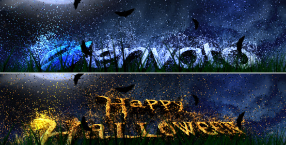 VideoHive Scary Halloween Ghost 3273775