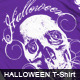 Halloween Party T-Shirt - GraphicRiver Item for Sale