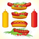 Fast Food Set - GraphicRiver Item for Sale