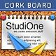 FB Cork Board Fun-Graphicriver中文最全的素材分享平台