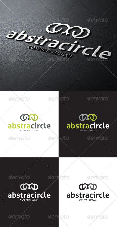 GraphicRiver Abstract Circles Logo 3278198