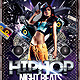 HipHop Night Beats - GraphicRiver Item for Sale