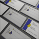 P&T Business Card - GraphicRiver Item for Sale