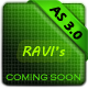 Ravi's Coming Soon Template