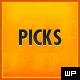 Picks - WordPress Photography Theme