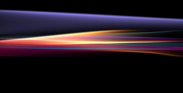 Stock Video - VideoHive Colorful Fantasy Waves HD Loop 66718