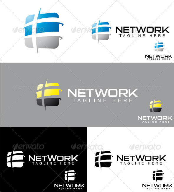 GraphicRiver Network Logo 3285279