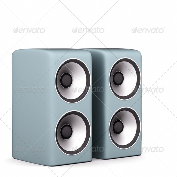 speaker - Stock Photo - Images