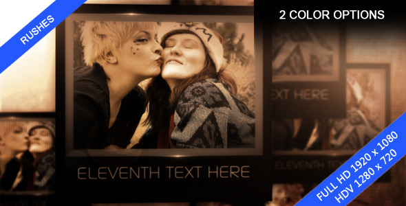 After Effects Project - VideoHive Personal Memories Image video Presentatio ...