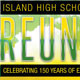 Island School Reunion Flyer Template - GraphicRiver Item for Sale