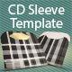 Minimal CD Sleeve-Graphicriver中文最全的素材分享平台
