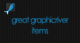 Great Graphicriver Items