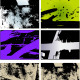 Grunge Background Set - GraphicRiver Item for Sale