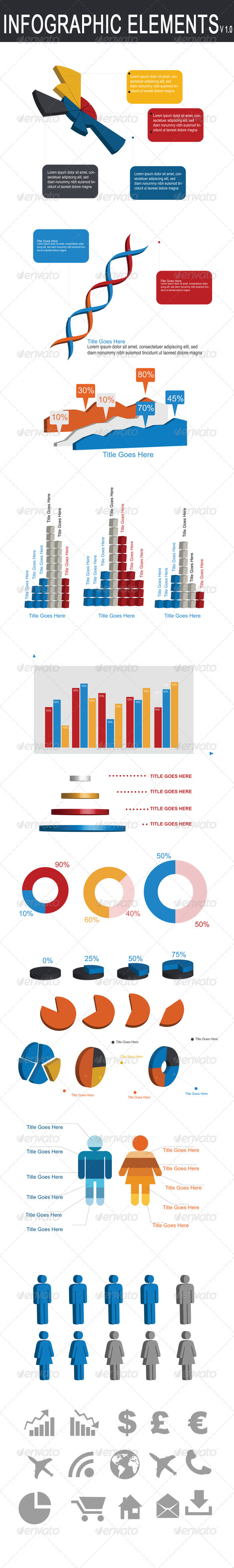 GraphicRiver Infographic Elements 3288362