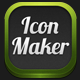 """""""Candy"""" IOS Icons Maker  - GraphicRiver Item for Sale"""