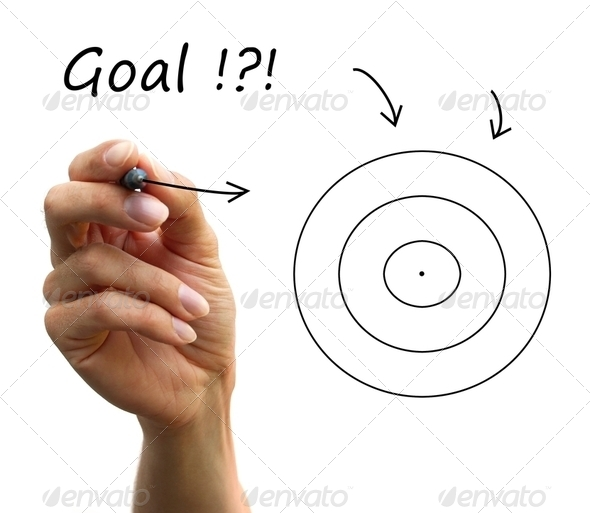 Goal - Stock Photo - Images