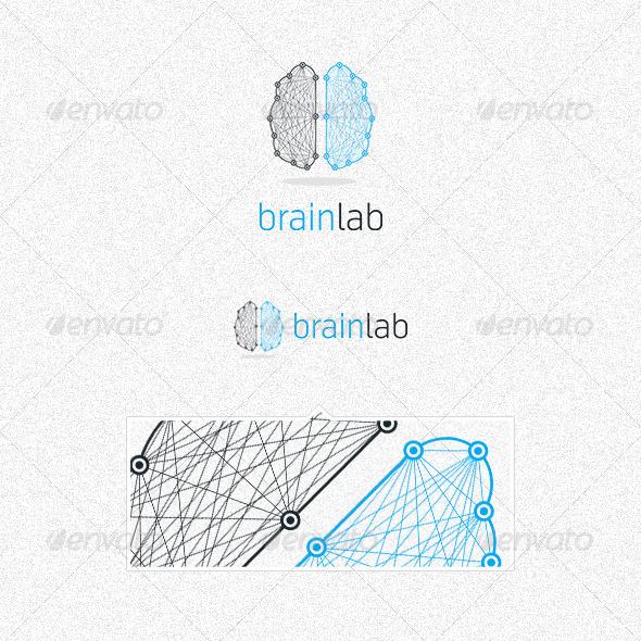 GraphicRiver Brainlab Logo 3271251