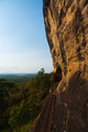 Sigiriya Rock Cliff Face Stairs Exit Landscape - PhotoDune Item for Sale
