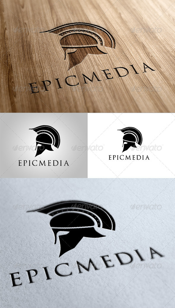 GraphicRiver Epic Logo 3285406