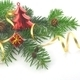 christmas branch with ball - PhotoDune Item for Sale