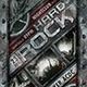 Hard Rock Concert / Party Flyer - GraphicRiver Item for Sale