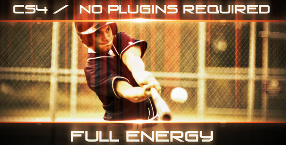 After Effects Project - VideoHive Full Energy 116334